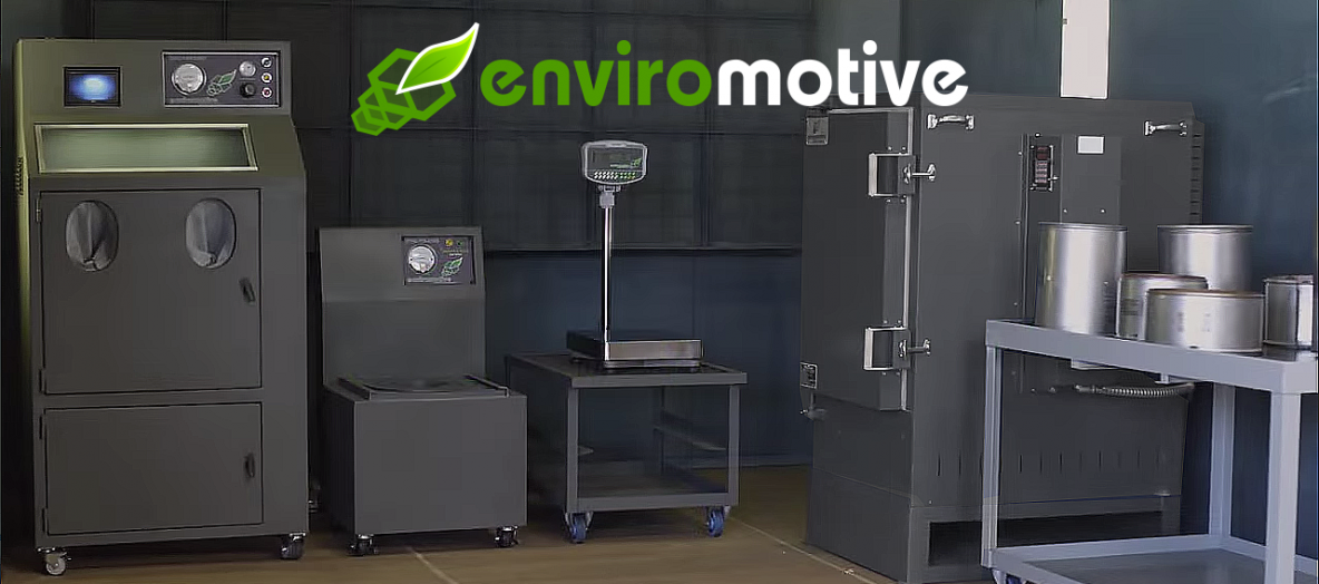 Enviromotive DOC & DPF Cleaning Equipment, Gaskets, Clamps, Bungs & Acc.