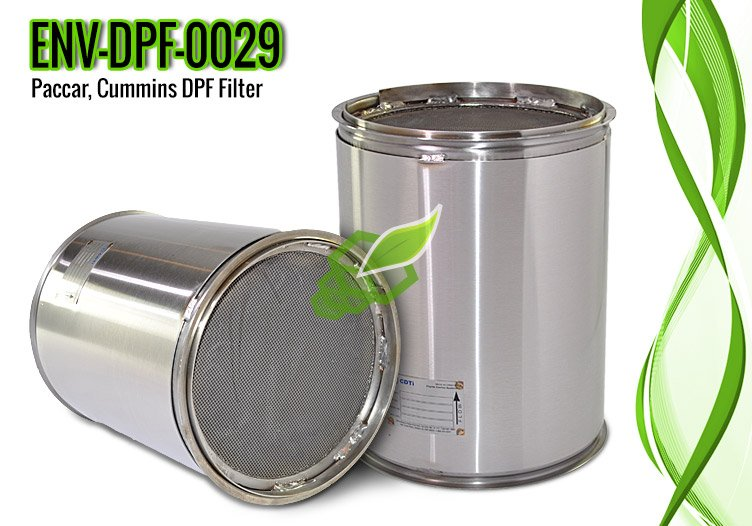 Paccar / Cummins DPF Filter for PX6 / ISB Engines - ENV-DPF-0029