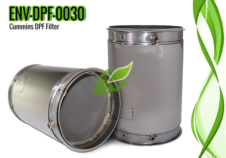 Cummins DPF Filter for ISL Engine, OE Part 2871463NX - ENV-DPF-0030