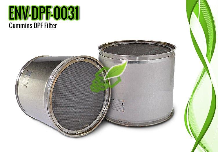 Cummins DPF Filter for ISL/ISM Engine - ENV-DPF-0031