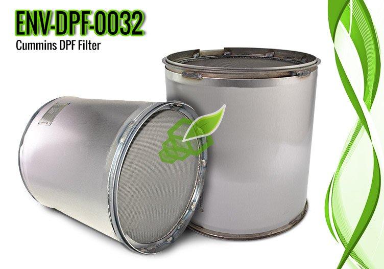 Cummins DPF Filter for ISX Engine - ENV-DPF-0032