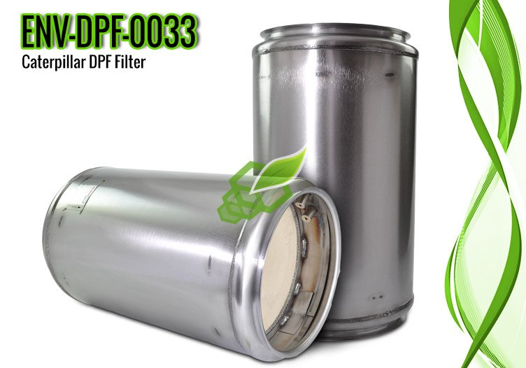Caterpillar DPF Filter for the C7 Engine, OE Part 304-7579 - ENV-DPF-0033