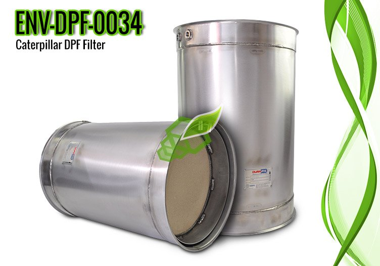 Caterpillar DPF Filter for the C9/C13/C15 Engines - ENV-DPF-0034