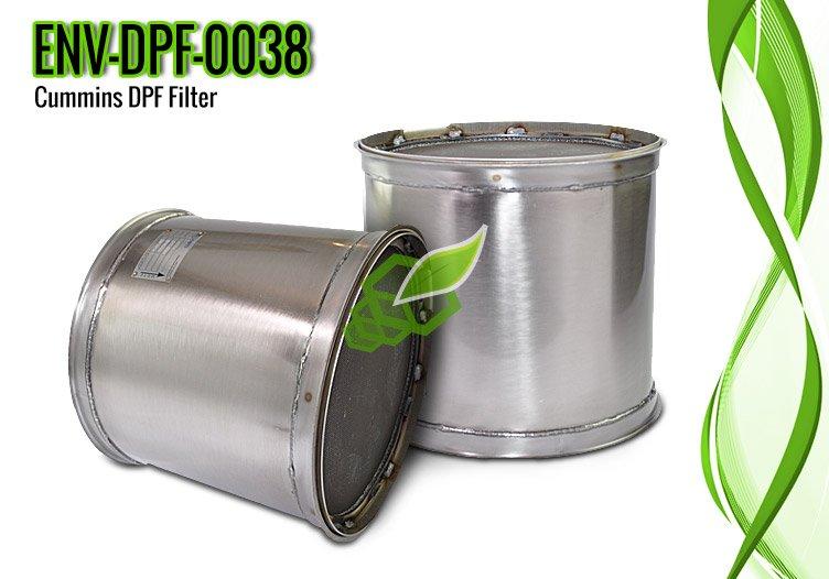 Cummins DPF Filter for ISM Engine – ENV-DPF-0038