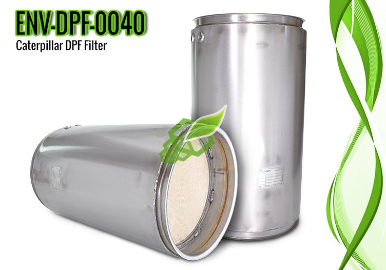 Caterpillar DPF Filter for C13 / C15 Engines – ENV-DPF-0040