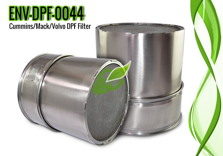 Cummins / Volvo / Mack DPF Filter for ISX and MP7 Engines – ENV-DPF-0044