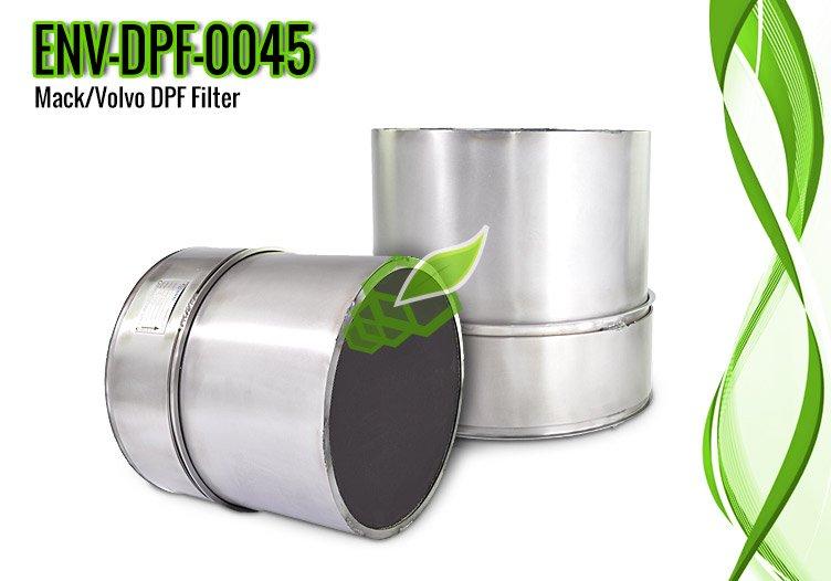 Mack / Volvo DPF Filter for D11 / D13 / D16 Engines – ENV-DPF-0045