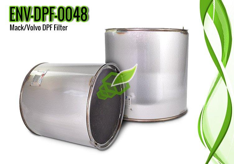 Mack / Volvo DPF Filter for MP8 Engine – ENV-DPF-0048