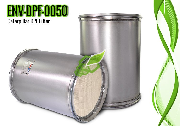Caterpillar DPF Filter for C9 Engine – ENV-DPF-0050