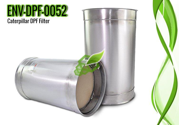 Caterpillar DPF Filter for C9 / C7 Engines – ENV-DPF-0052