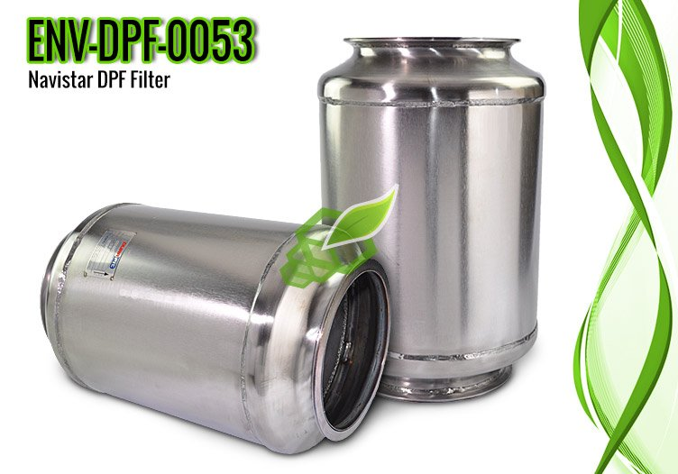 Navistar DPF Filter for the MaxxForce 7 / DT Engine, OE Part 2594165C91 – ENV-DPF-0053
