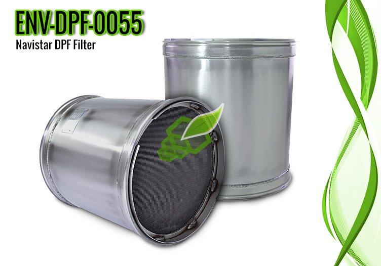 Navistar MaxxForce 11 / 13 DPF Filter, OE Part Number 2596665C91 – ENV-DPF-0055