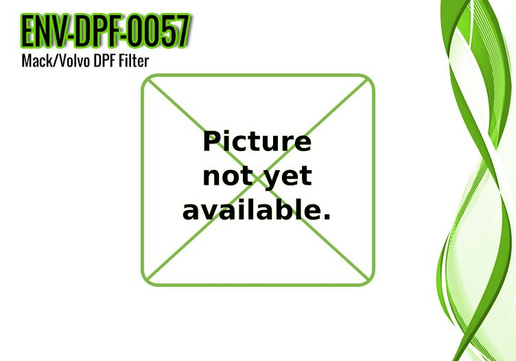 Mack MP8 / Volvo D13 DPF Filter, OE Part 21212426 / 21212429 – ENV-DPF-0057