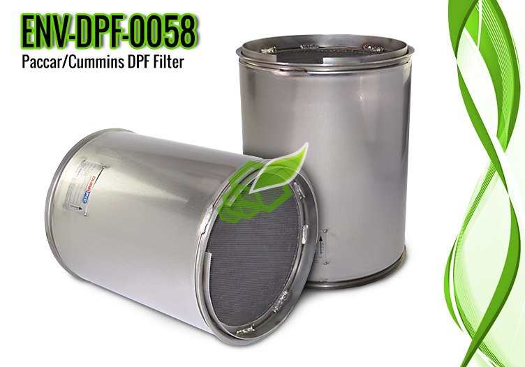 Paccar PX6 - Cummins ISB DPF Filter – ENV-DPF-0058
