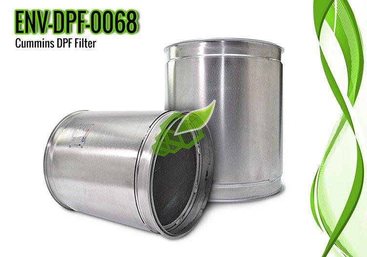Cummins DPF Filter OE Part 2871581NX – ENV-DPF-0068
