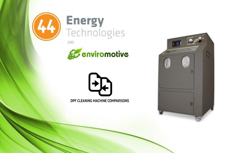 DPF Cleaning Machine