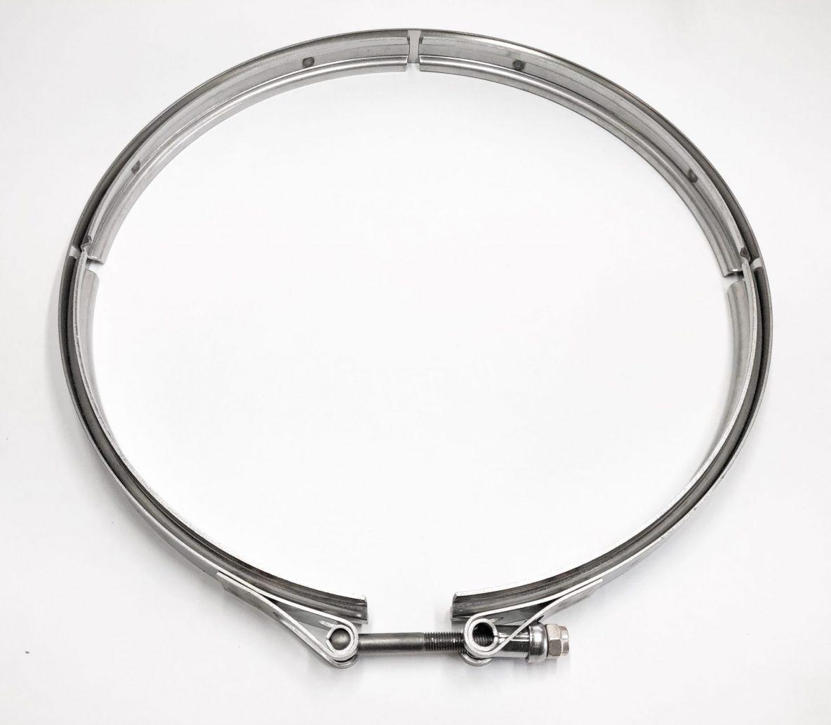 Cummins / Volvo / Detroit DPF V-Clamp OE Part 2871861 - ENV-CL-1051