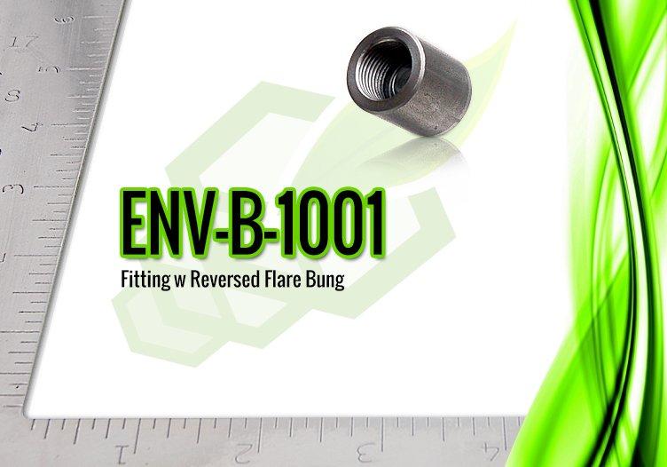 DPF Reversed Flare Bung - ENV-B-1001