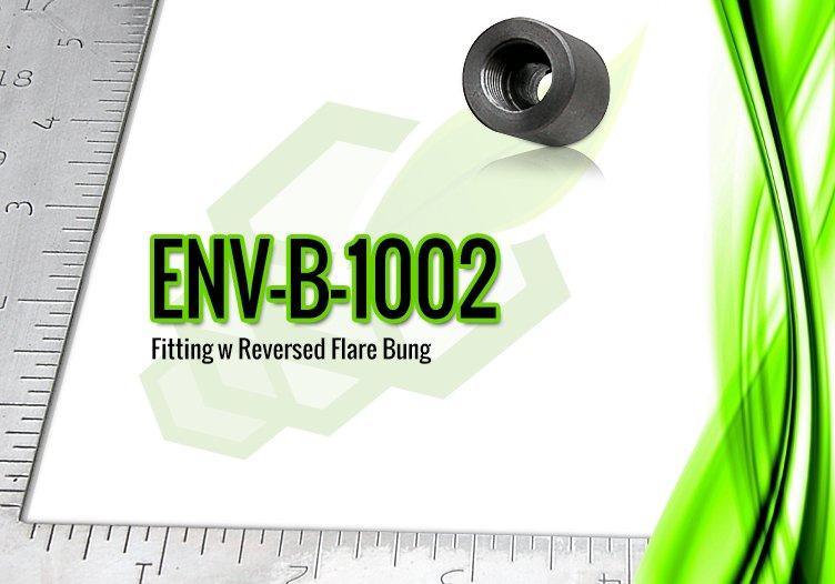 DPF Reversed Flare Bung - ENV-B-1002 | Enviromotive