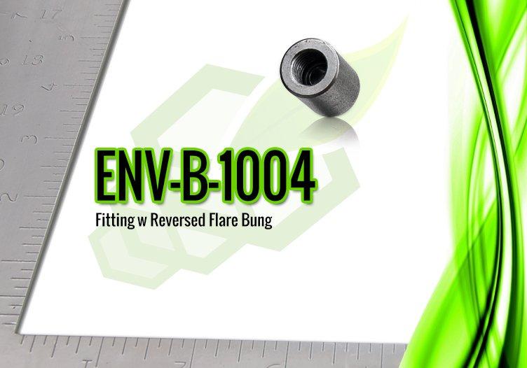 DPF Reversed Flare Bung – ENV-B-1004 | Enviromotive