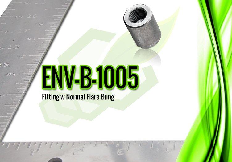 DPF Normal Flare Bung – ENV-B-1005 | Enviromotive