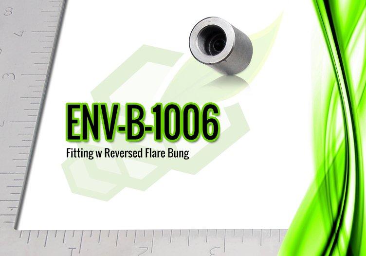 DPF Reversed Flare Bung – ENV-B-1006 | Enviromotive