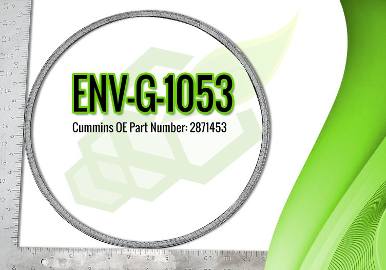Cummins DPF Gasket OE Part 2871453 – ENV-G-1053