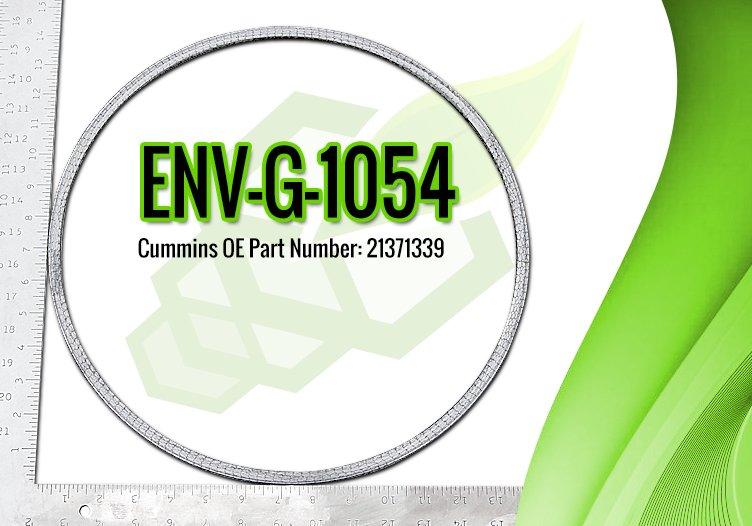 Cummins DPF Gasket OE Part 21371339 – ENV-G-1054