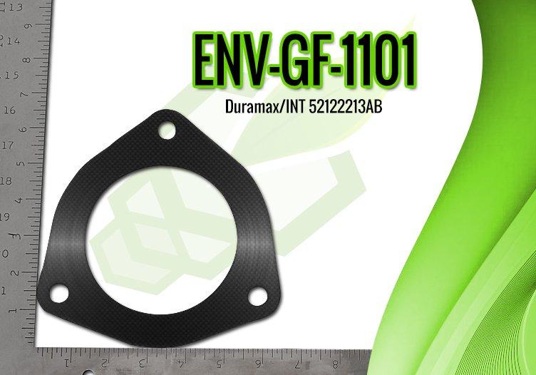 Dodge / International DPF Gasket OE Part 52122213AB – ENV-GF-1101