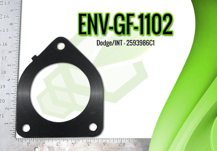 Dodge / International DPF Gasket OE Part 2593986C1 – ENV-GF-1102