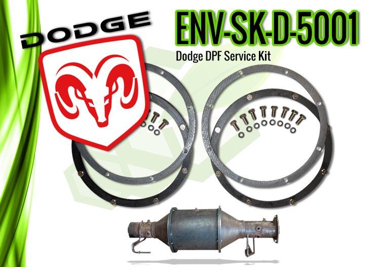 Dodge DPF Service Kit – ENV-SK-D-5001