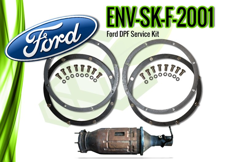 Ford Powerstroke DPF Service Kit – ENV-SK-F-2001