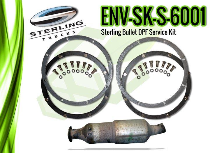 Sterling DPF Service Kit / Bullet DPF Service Kit – ENV-SK-S-6001